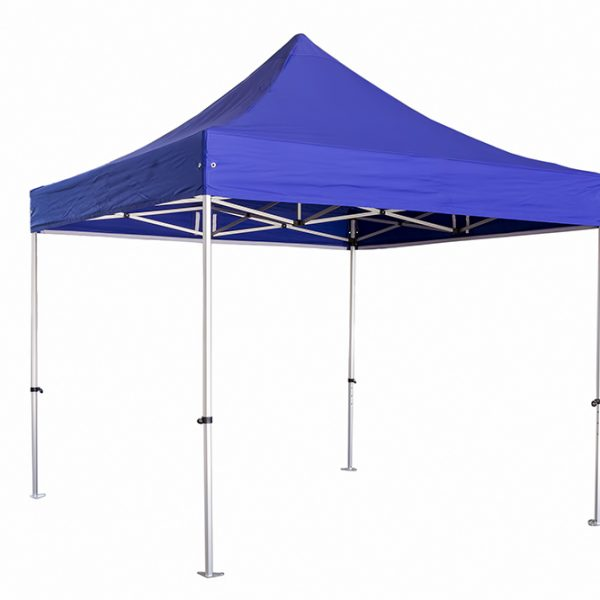 3x3 40mm blue marquee