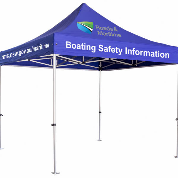 3m by 3m Promotional Printed Marquee & Pop Up Gazebo