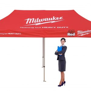 3m x 6m Printed Marquee