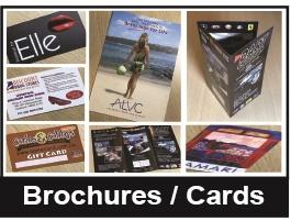 Brochures / Cards